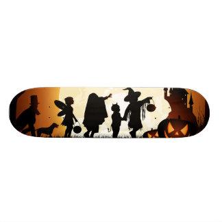 Halloween Spooky Skateboard