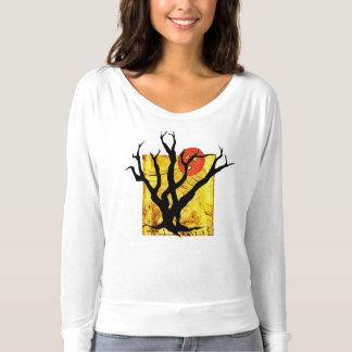 Halloween Spooky Tree Cute Top! Original Earwigs T-shirt