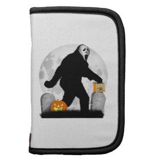 Halloween Squatchin' (Add Background Color) Planner