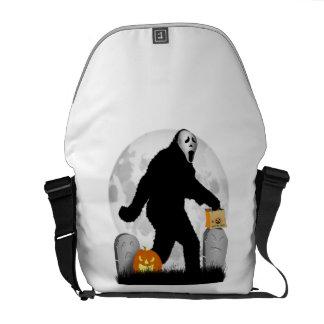 Halloween Squatchin Commuter Bag