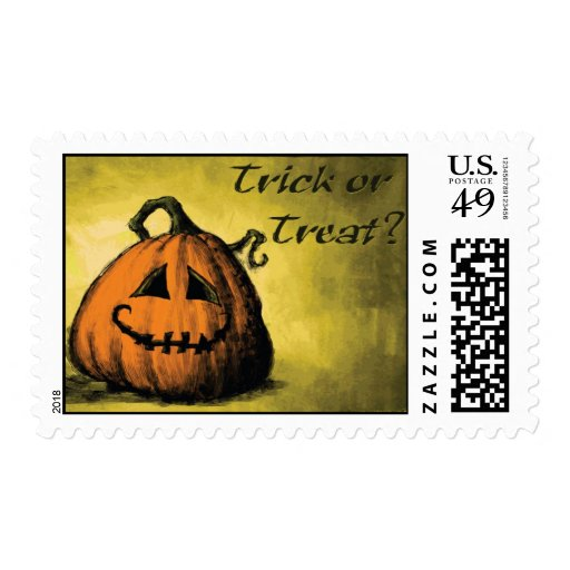 Halloween Stamp 1