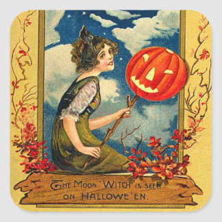 Halloween Stickers - Trick or Treat