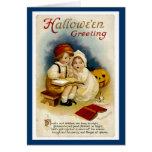 Halloween Storytelling Card