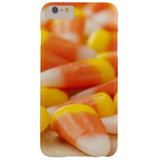 Halloween Striped Candy Corn Barely There iPhone 6 Plus Case