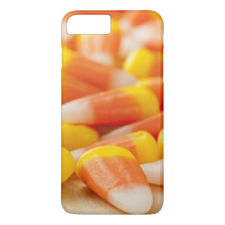 Halloween Striped Candy Corn iPhone 8 Plus/7 Plus Case