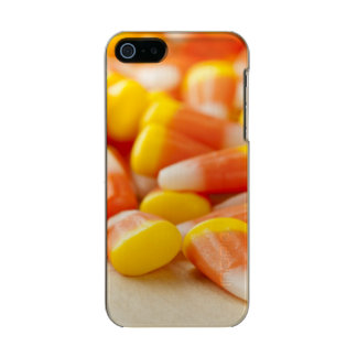 Halloween Striped Candy Corn Incipio Feather® Shine iPhone 5 Case