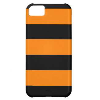 Halloween Stripes iPhone 5C Cover