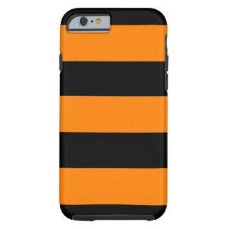 Halloween Stripes iPhone 6 Case