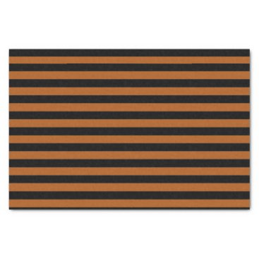 Halloween Themed Halloween Stripes Tissue Paper