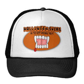 Halloween Sucks In The Best Possible Way! Trucker Hat