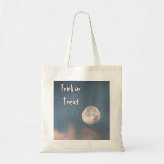 Halloween Sunrise Moon bag