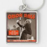 Halloween swag: Orlok Sings! Keychain