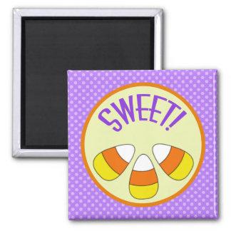 Halloween Sweet Candy Corn Magnet