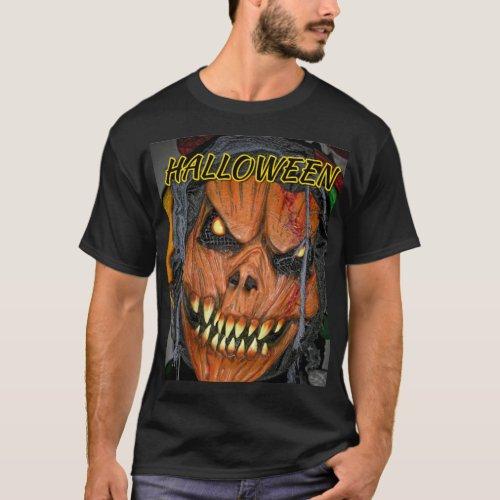 Halloween T_Shirt