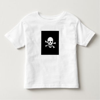 Halloween T Shirt Skull Kids Top Black And White by creativeconceptss at Zazzle