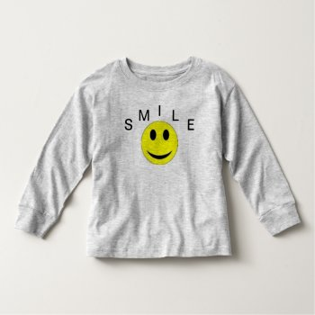 Halloween T Shirtsmile Kids Top Black And White by CREATIVEforKIDS at Zazzle