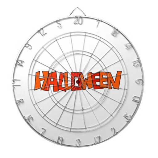 Halloween Tablero Dardos