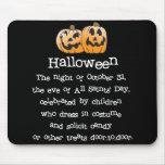 Halloween Tapete De Ratones