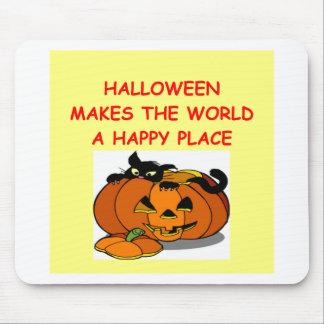 Halloween Tapetes De Raton