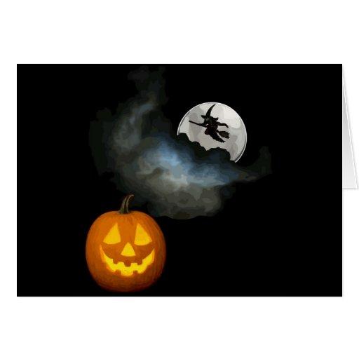 Halloween Tarjeta