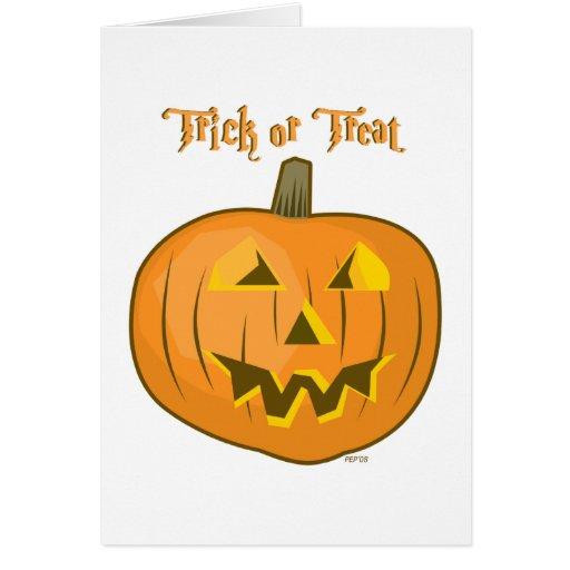 Halloween Tarjetas