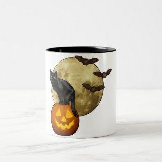 Halloween Taza