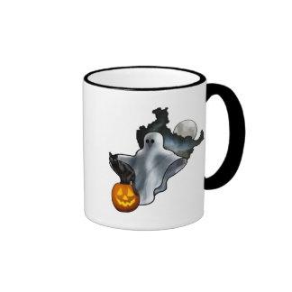 Halloween Tazas