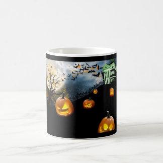 Halloween Taza Clásica