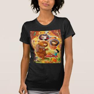 Halloween Tea Party Tee Shirts