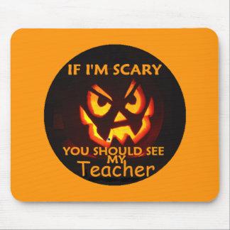 Halloween TEACHER Mousepad
