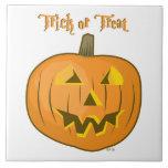 Halloween Tejas Cerámicas