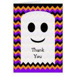 Halloween Thank You Card