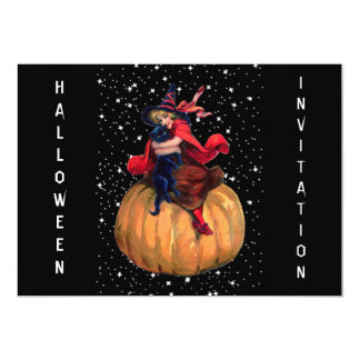 Halloween: The Final Frontier 5x7 Paper Invitation Card