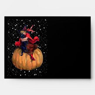 Halloween: The Final Frontier Envelope
