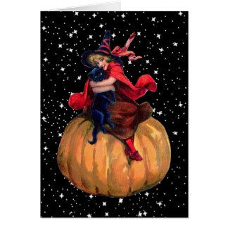 Halloween: The Final Frontier Greeting Card