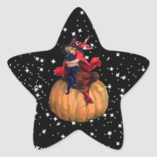 Halloween: The Final Frontier Star Sticker