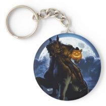 Halloween - The Headless Horseman Keychain