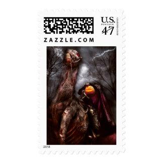 Halloween - The Headless Horseman Postage