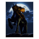 Halloween - The Headless Horseman Poster