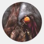 Halloween - The Headless Horseman Stickers