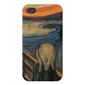 Halloween The Scream Munch iPhone 4 Speck Case Gif iPhone 4/4S Case
