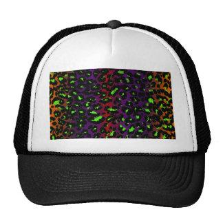 Halloween Themed Leopard Spots Trucker Hat