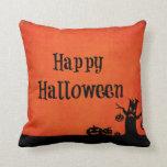 Halloween Throw Pillows