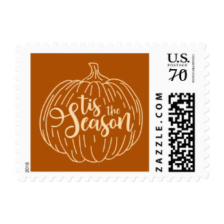 Halloween Tis the Season | Postage Stamp