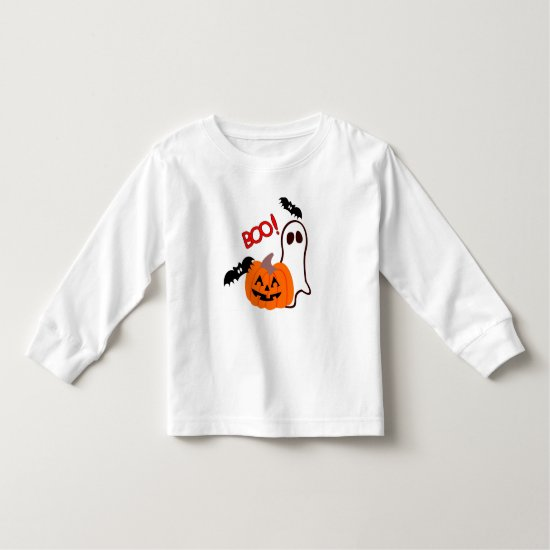 Halloween Toddler Long Sleeve T-Shirt