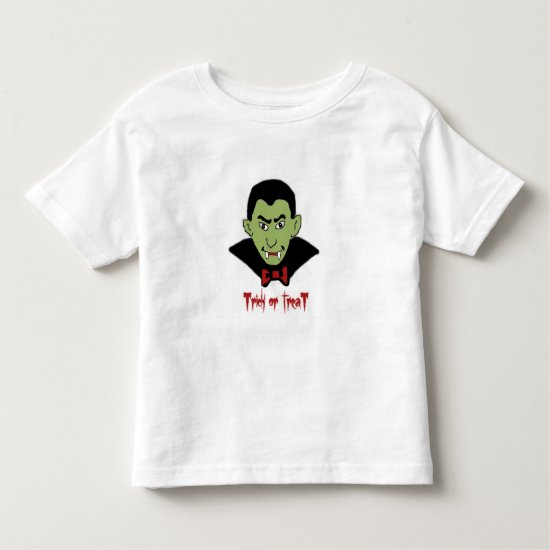 Halloween Toddler Shirt