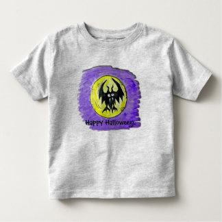 Halloween  Toddler Tee- Halloween Bat Toddler T-shirt