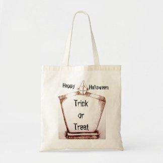 HALLOWEEN TOMBSTONE bag