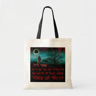 Halloween tote bags - customize