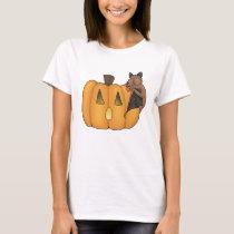 Halloween Treat Bat T-Shirt